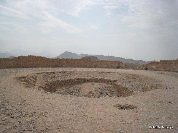 イランのヤズドにある沈黙の塔