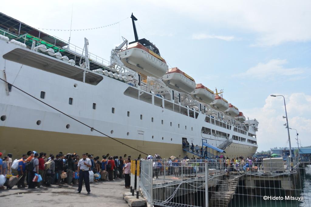 【インドネシア】国営船会社Pelniのフェリー乗船時に持ち込みたいモノ6選