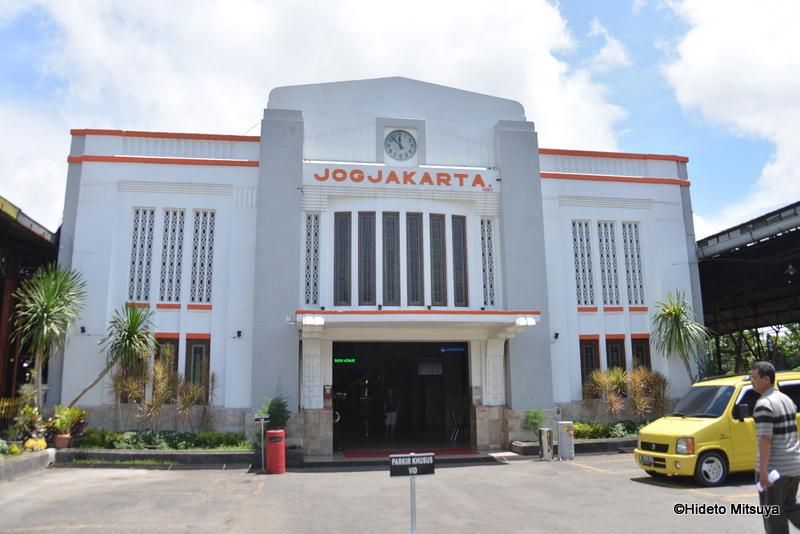【インドネシア】ジョグジャカルタ―ソロ間の電車情報(2014年4月)