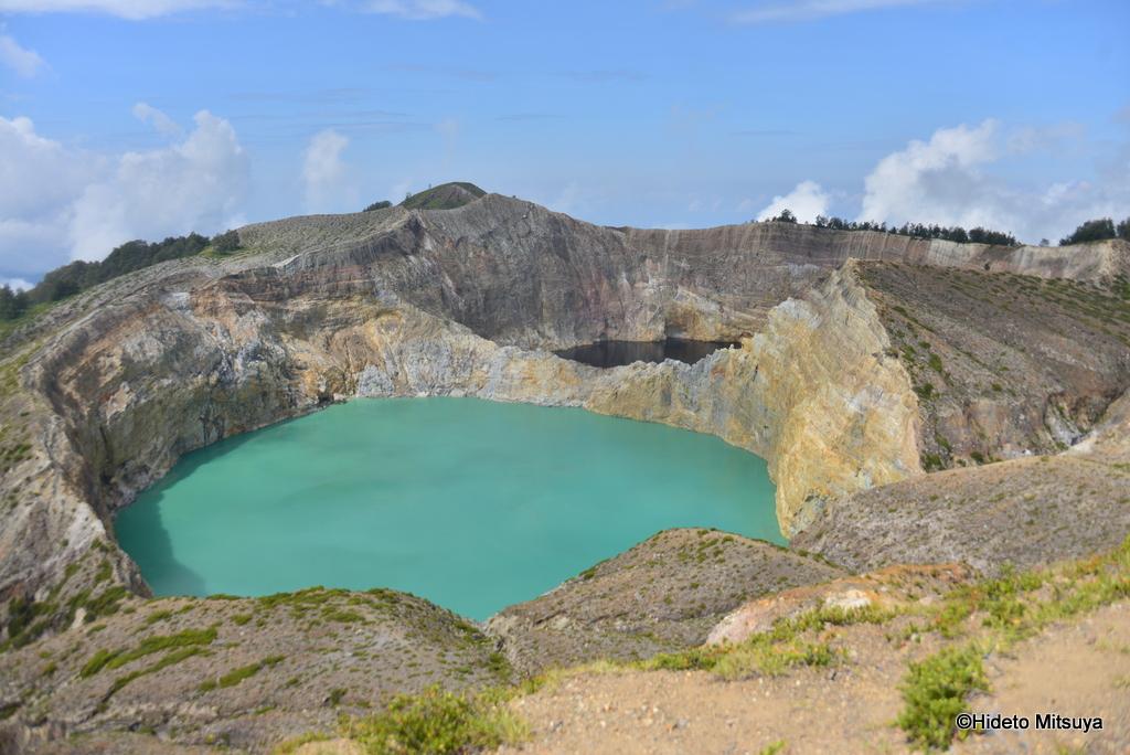 【インドネシア】クリ・ムトゥ山(Mt.Kelimutu)観光情報 (2014年6月訪問)