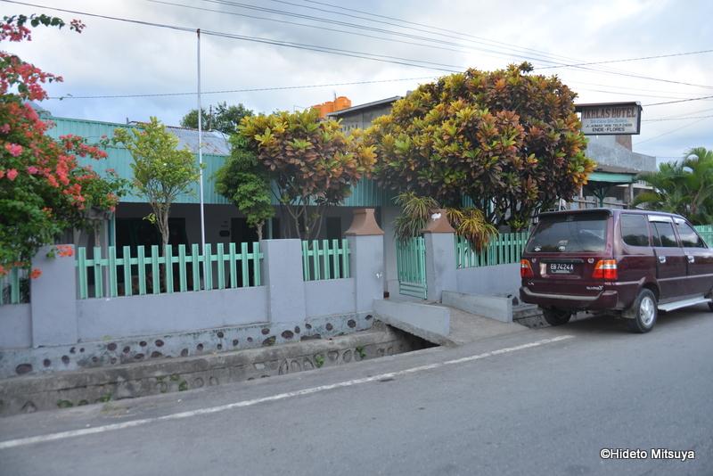 【インドネシア】フローレス島エンデの安宿情報(2014年6月)