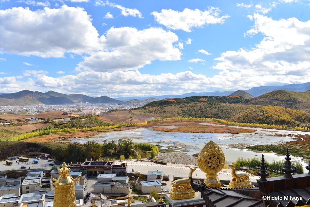 【東チベット】中甸(香格里拉)観光情報(2014年10月)