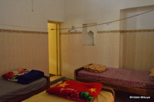 ビルマ寺宿坊部屋
