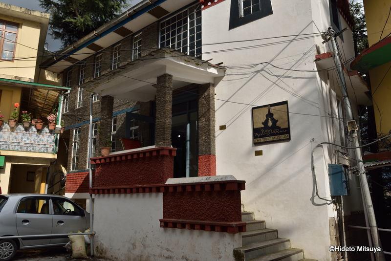 ダラムサラにあるチベット博物館