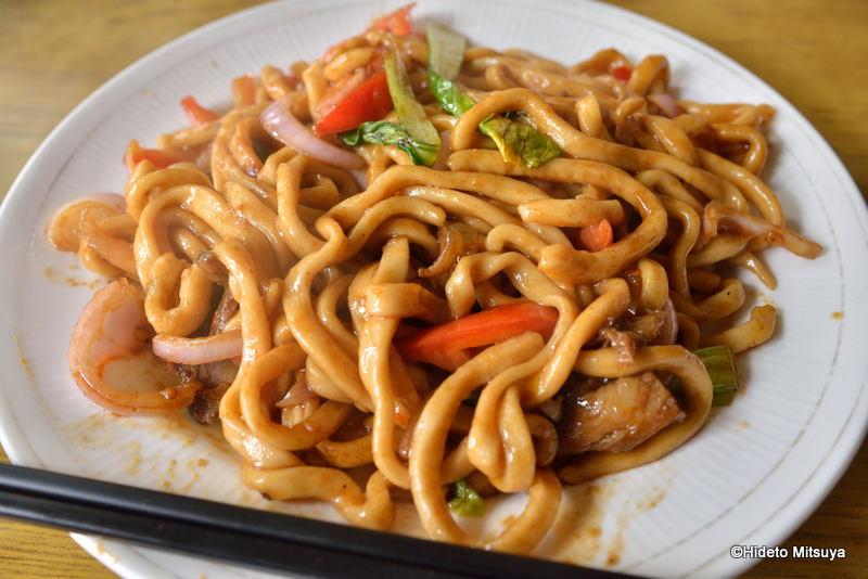 【ダラムサラ】絶品ポタメン(Photumen)が食べられるTibetan Cafe