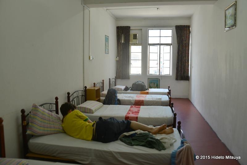 ブルネイ・ダルサラームで泊まった安宿・ゲストハウス情報