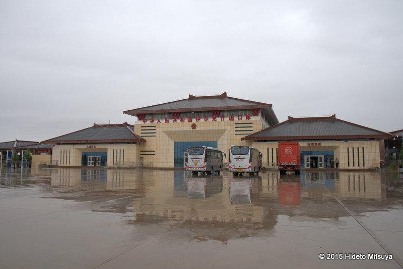 中国―キルギス間国境越え情報(イルケシュタム国境)