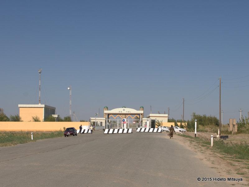ウズベキスタン―トルクメニスタン国境情報(Shavat/Dashogus国境)