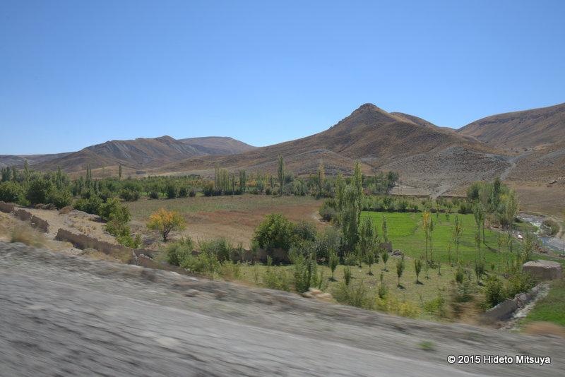 トルクメニスタン―イラン国境情報(Gaudan/Bajgiran国境)
