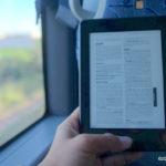 【旅の持ち物】Amazonの電子書籍端末Kindle(キンドル)をここでも紹介してみる