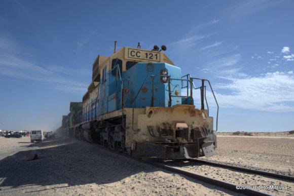 モーリタニア鉄道