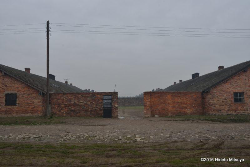 ビルケナウ第二強制収容所の「死のバラック」