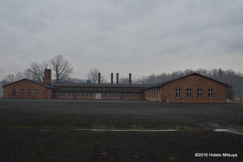 ビルケナウ第二強制収容所の博物館