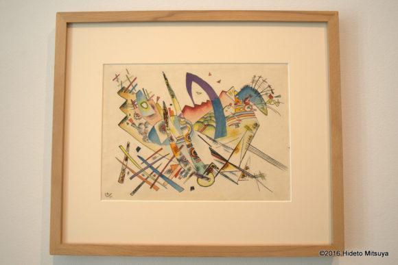 カンディンスキーの絵画