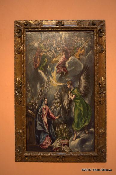 エル・グレコの絵画