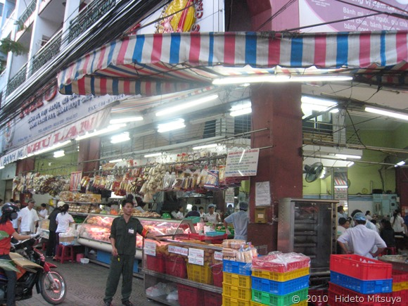 ニューラン豚肉売り場