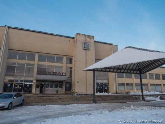 チョープ駅旧駅舎