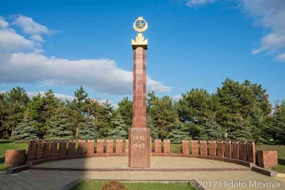大祖国戦争の記念碑