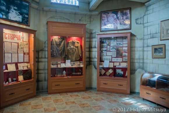 博物館の展示
