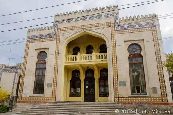 国立民族歴史博物館