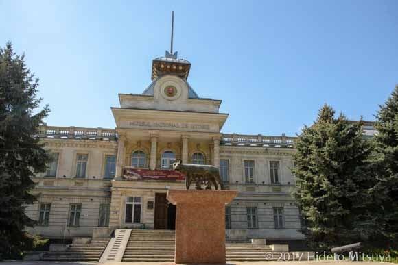 国立考古学歴史博物館