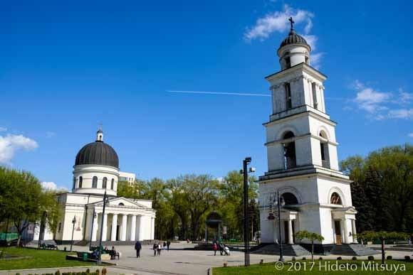 キシナウ大聖堂