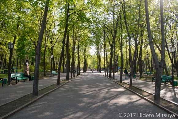 シュテファン・チェル・マレ公園