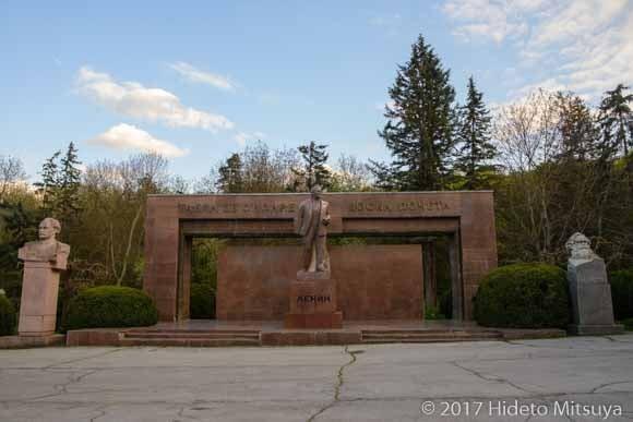 レーニン像と名誉の殿堂