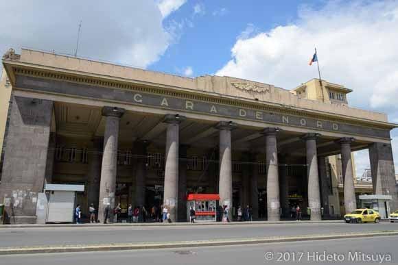 ブカレスト北駅