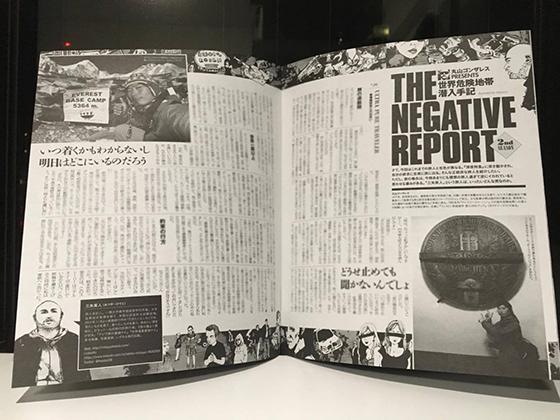 negative report 2017年7月号