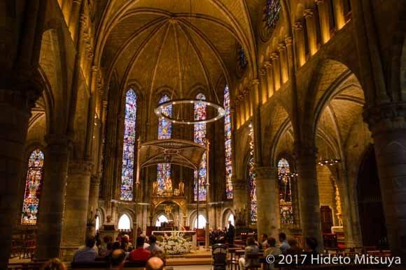 ロンセスバジェスの大聖堂