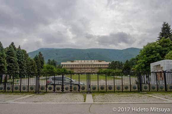 国立歴史博物館外観