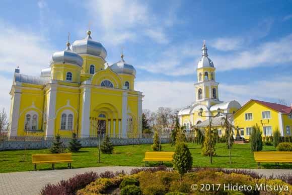コムラトの教会