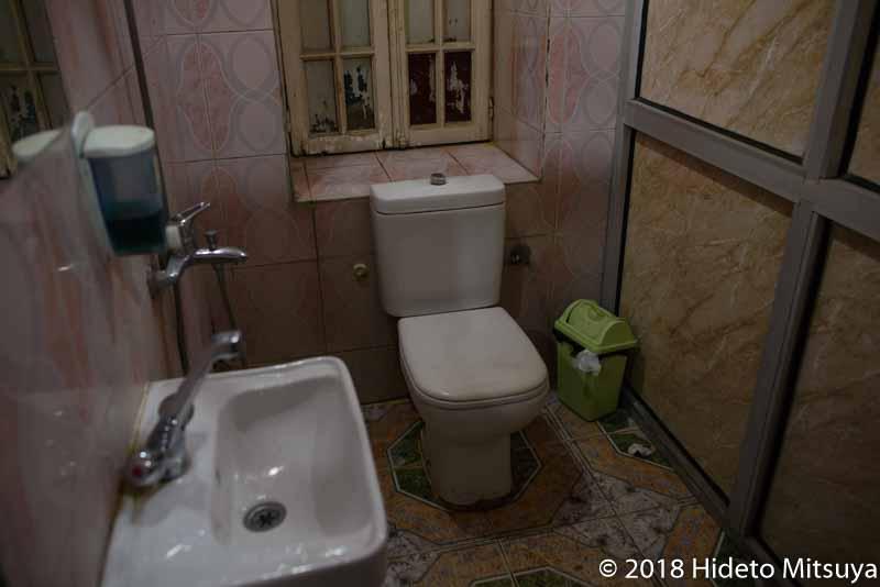 ベニス細川家トイレ・シャワー室