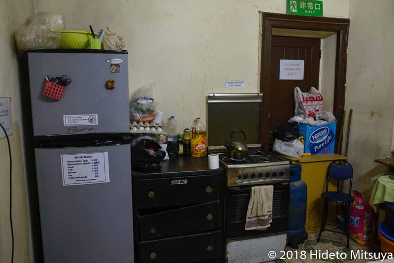 ベニス細川家キッチン