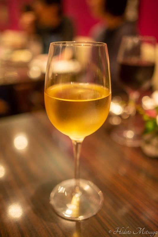 グルジアの白ワインツィナンダリ
