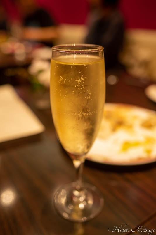 クリコヴァのスパークリングワイン