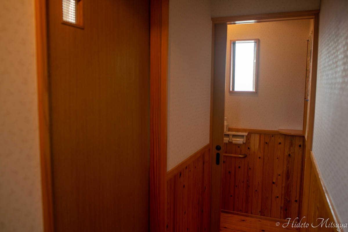 ブルートレインたらぎトイレ1