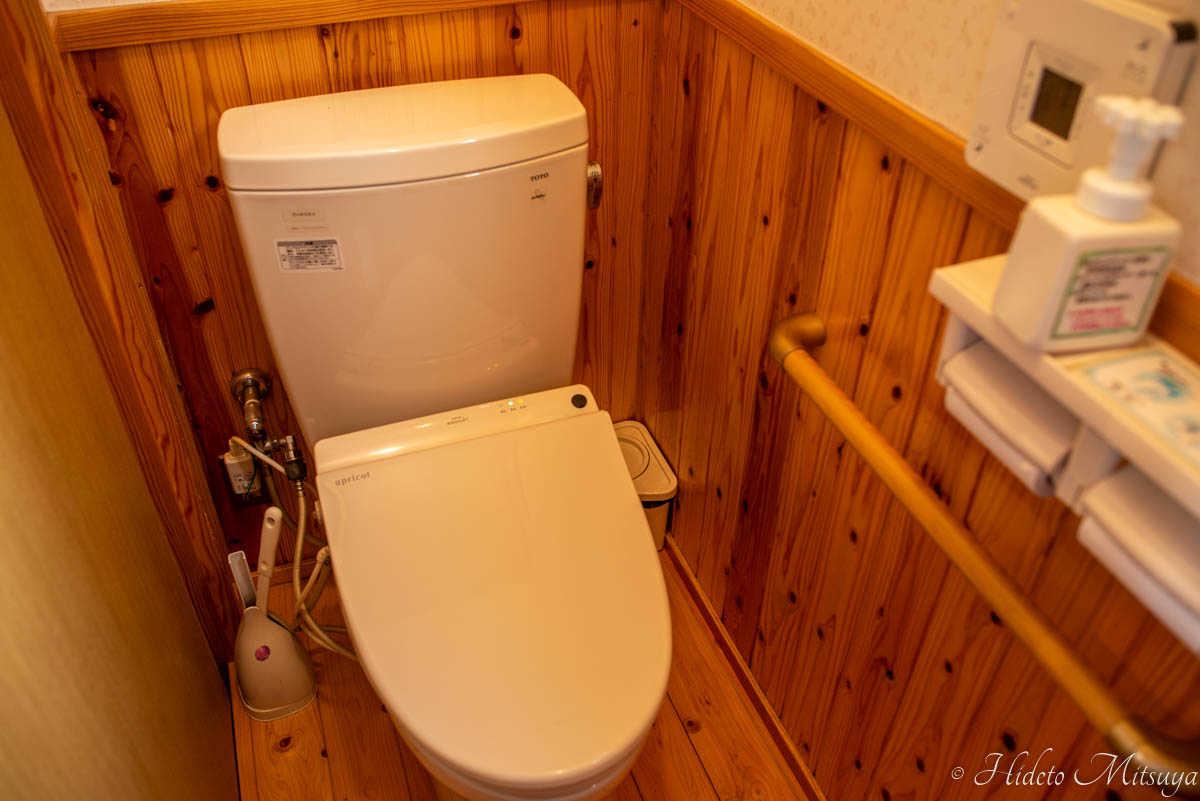 ブルートレインたらぎトイレ2