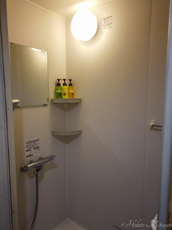 GRIDS浅草橋シャワールーム