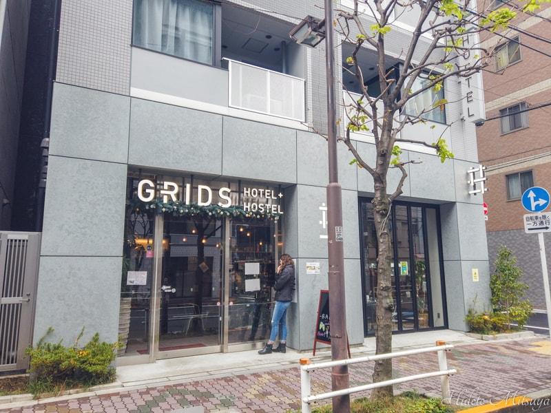 GRIDS東京浅草橋外観