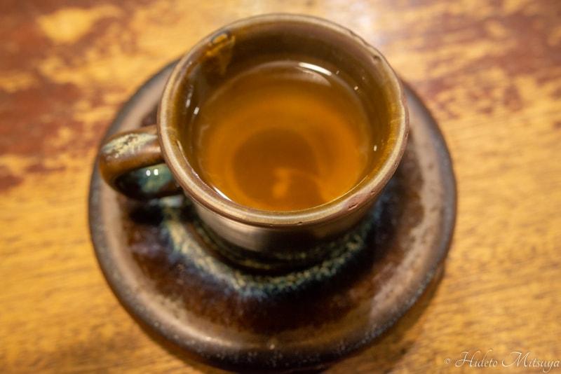 珈琲アローのブレンドコーヒー