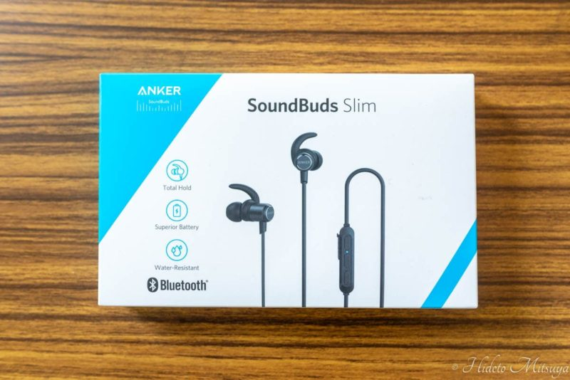 Anker SoundBuds Slim外箱